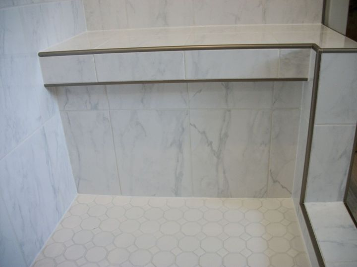 Magnificent Metal Shower Bench Pictures Inspiration - Bathroom ...